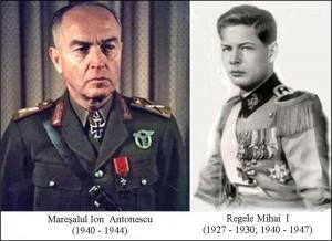 Antonescu regele