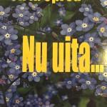Nu voi uita - Din sinteză la sinteză – mâine la jubileu –