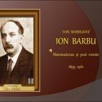 """Restituiri. Un interviu (de / din """"Ultima oră"""") al matematicianului – poet Ion BARBU…"""