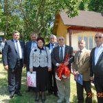 Mihai Cornaci cetăţean de onoare al Comunei Coşula