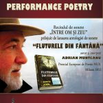 ACTOR ŞI  POET, UN  HIBRID PERFORMANT!