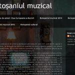 Botoșaniul muzical. Lansarea publicației ,,Botoșani, oraș al muzicii europene