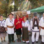 Cu suveica şi acul la Târgului Meşterilor Populari, Ediţia a XI-a, Botoșani - 2016