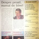 "REVISTA  ""CARTELUL  METAFORELOR"""