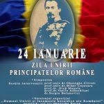 Dorohoi. Manifestări dedicate împlinirii a 158 de ani de la Unirea Principatelor Române