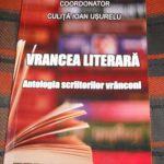 CRONICA  de  VASILE  LEFTER.  VRANCEA LITERARĂ - Antologia scriitorilor vrânceni