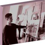 Pictura este doar cheia pentru restul… Despre artă, cu Cosmin Susu