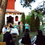 Lansări de carte la Mânăstirea Sărmașu din județul Mureș
