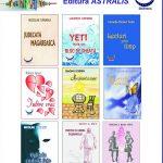 Arena cărților. Cărți ale editurii Astralis lansate la Tîrgul Internațional Gaudeamus 2017
