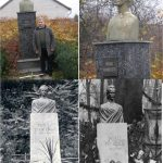 Monumente Mihai Eminescu la Cernauti,
