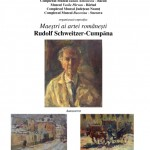 Maeştri ai artei româneşti. Expoziţie Rudolf Schweitzer Cumpăna – la 125 ani de la naştere.