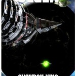 Uezen, roman de Ionuț Caragea (Snowdon King)