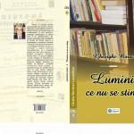 """,,PRIMA CARTE – LUMINI CE NU SE STING"""", Gheorghe Burac"""