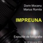 """""""ÎMPREUNĂ"""" – EXPOZIŢIE  DE  FOTOGRAFIE LA  GOLIA"""