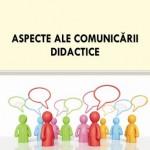 Cărțile Agata. LAURA PROFIR: ASPECTE ALE COMUNICĂRII DIDACTICE