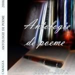 """Arena cărților. Ionuţ Caragea – """"Antologie de Poeme 2006-2012"""""""