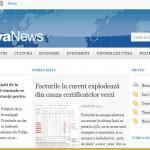 Gazetăria online: www.MoldovaNews.ro