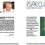 Arena revistelor: Pro SAECULUM