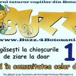 BUZZ, ziarul tuturor copiilor din Botoșani