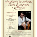 Ziua Europeana a Muzicii - 21 iunie Botosani