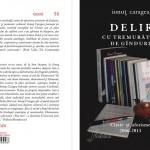 """Arena editurilor. FIDES, Apariție editorială:  Ionuţ Caragea – """"Delir cu tremurături de gînduri. Citate şi aforisme 2006-2013"""""""