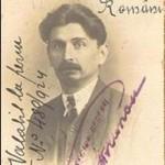 Scriitori botoșăneni. Mihail SORBUL (pseud. lui Mihai Smolsky)