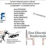 Ziua Educatiei Nonformale la Botoșani