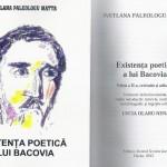 O nouă ediţie a unei cărţi importante în literatura română realizată de Lucia Olaru Nenati