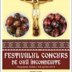 Festivalul Concurs de Ouă Încondeiate– Ediţia I, Rogojeşti - 2014