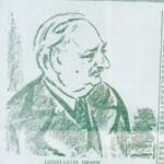 Un mare ziarist botoşănean, director al ziarelor « Adevărul » şi   « Dimineaţa » - Constantin Graur (1880 – 1940)
