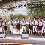 """Ansamblul artistic ,,Hora"""" din Vlăsinești, la Festivalul Culturilor de pe Dunăre, în Germania"""