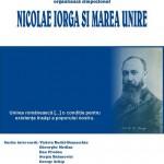 """""""Nicolae Iorga şi Marea Unire"""" - Simpozion, la Muzeul Judeţean Botoşani"""