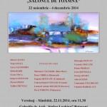Salonul de Toamnă - expoziţie organizată de Uniunea Artiştilor Plastici – Sucursala Botoşani