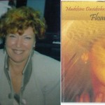 CARTE de POEZIE: FLOARE de NISIP (Autor, MADELEINE DAVIDSOHN)
