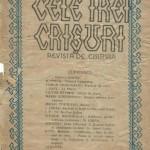 """Revista """"Cele Trei Crișuri"""" – promotoare a filmului """"Eminescu-Veronica-Creangă"""""""