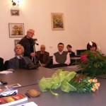 """Cenaclul virtual ,,Luceafărul.net"""", în sală: lansarea a trei cărți, Ovidiu Chelaru"""