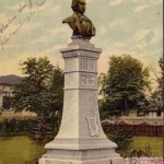 BUSTUL LUI MIHAI EMINESCU, 125 de ani (1890-2015)
