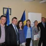 """ROTARY CLUB BOTOSANI. Beneficiarii Burselor școlare  """"Prof. dr. Constantin Manolache"""" oferite pentru anul 2015-2016"""