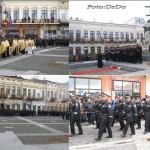 Ziua Naţională a României-2015. Centrul Istoric al Botoşanilor la zi de sărbătoare