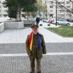 Ziua Naţională a României-2015. Centrul Istoric al Botoşanilor la primele ore ale dimineţii