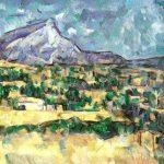 Analiza operei de artă. Cézanne şi fascinaţia unui munte