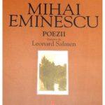 Mihai Eminescu și graficianul polonez Leonard Salmen, evreu din naștere