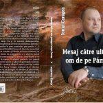 """Arena Cărților.  Ionuţ Caragea – ,,Mesaj către ultimul om de pe Pământ"""",  Ed. Fides, 2017"""