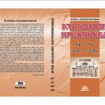 Un nou volum al Anuarului Muzeului Judeţean Botoşani:  Acta Moldaviae Septentrionalis, XIV - XV, 2015 – 2016