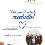 "Rotary Club: ""Botosaniul iubeste excelenta!"", mai mult decat un spectacol caritabil!"