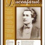 Reviste culturale botoşănene  din perioada actuală. LUCEAFĂRUL