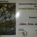 "Buzoianca Mihaela Boboc a obținut ""Leoaica de argint""!"