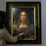 Capodopera renascentistă Salvator Mundi – un nou record pe piaţa de artă