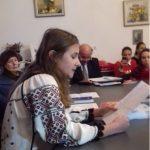 Cronică la debutul literar al unei copile. Cătălina BÂGU: Sentiment de copil (poezii), Ed. Agata-2016; Alergând prin vise (poezii), Ed. Agata - 2017