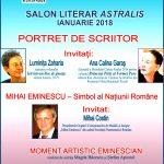 """Salonului literar """"Astralis"""" - ediția I -"""